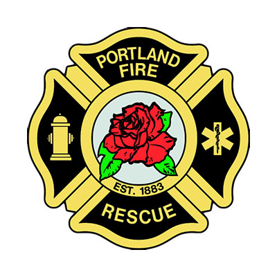 Portland Fire and Rescue logo